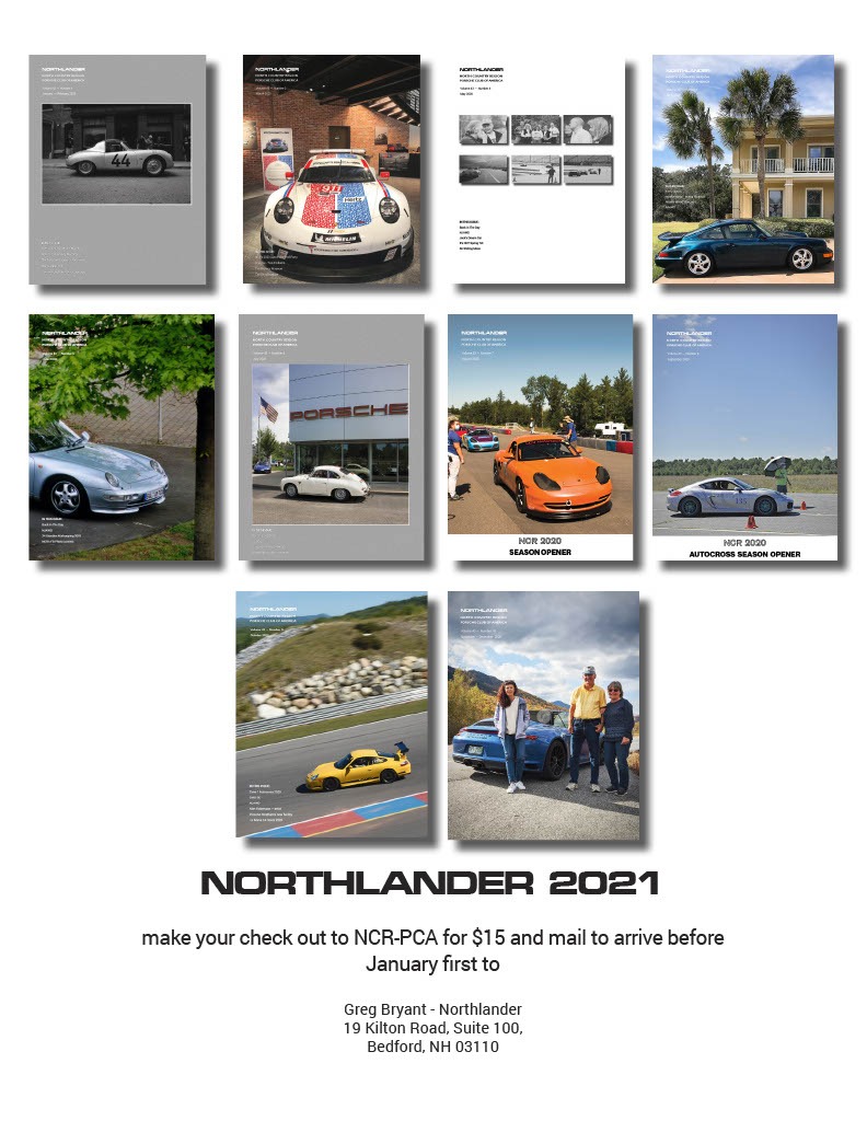 Subscribe to the print version of Northlander today!