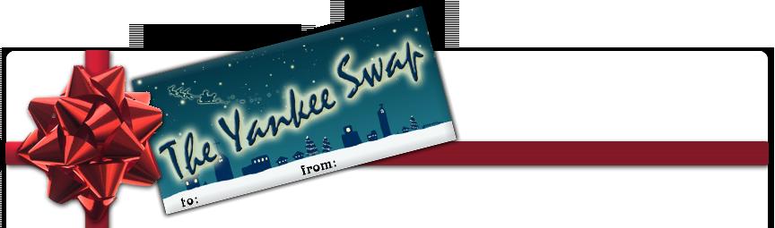 Yankee Swap Gift top