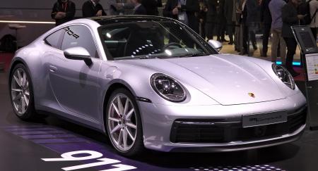 2880px Porsche 992 Carrera 4S Genf 2019 1Y7A5561